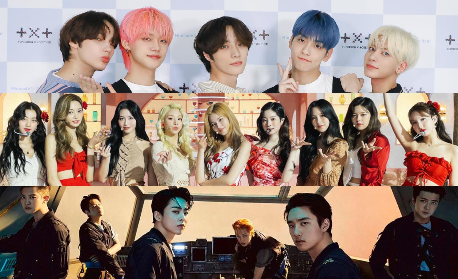 Genius Korea Unveils Top 10 Albums for June 2021