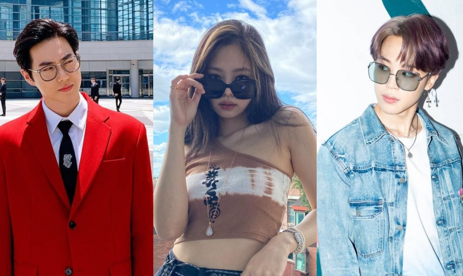 IDOLCHAMP Releases 'Best 9 Idols Who Look Best in Sunglasses' Rankings