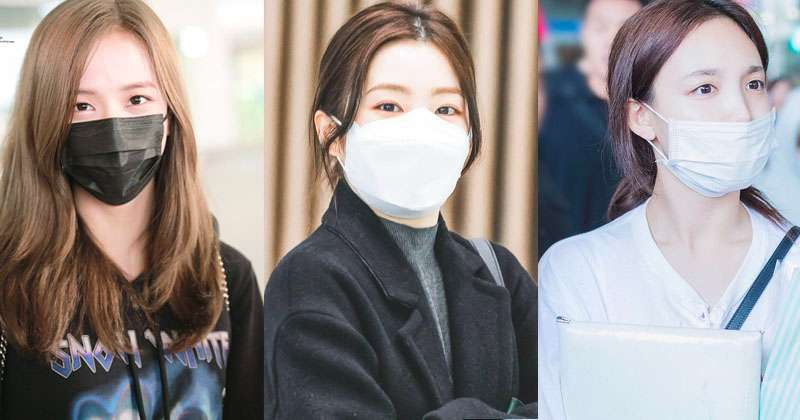 Top 10 Female Idols Who Look So GOOD When Wearing a Mask