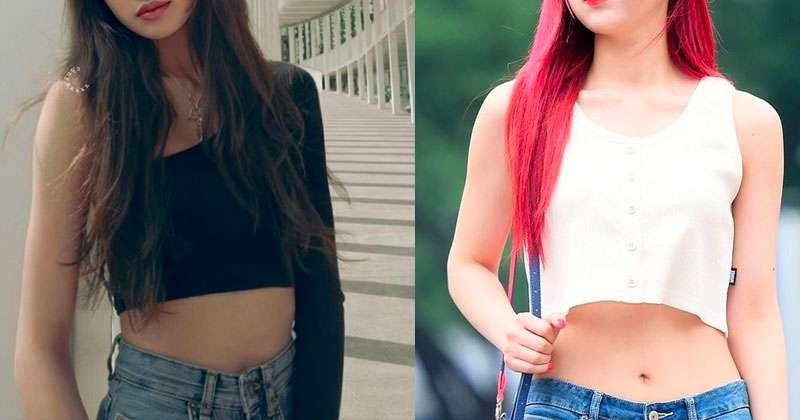 These Are 9 Female Idols Who Slay Crop Tops