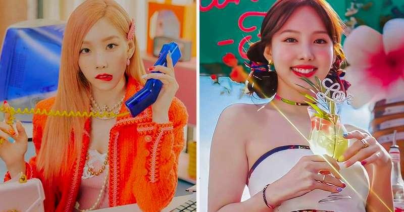Top 5+ Songs By Female Idols That K-Netizens Believe Dominated 2021