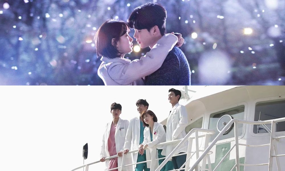 Episode Terbaru 'While You Were Sleeping' dan 'Hospital Ship' Kembali Saingan Rating