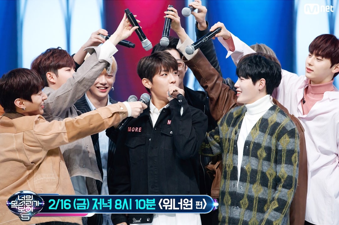 Berkat Wanna One, 'I Can See Your Voice 5' Berhasil Puncaki Rating