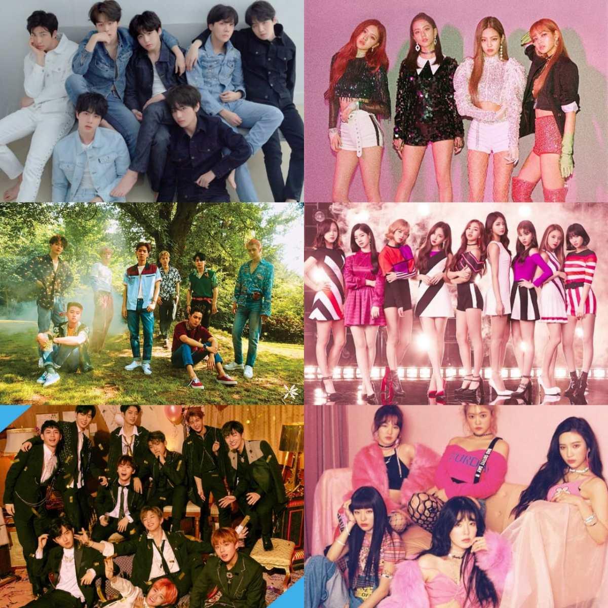 [Naver] العاملون في الصناعة يختارون الأكثر تأثيرًا في الموسيقى الكورية