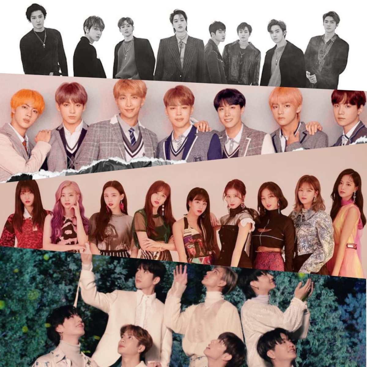 EXO، BTS، TWICE، GOT7 والمزيد يؤكدون حضور مهرجان KBS للأغنية 2018