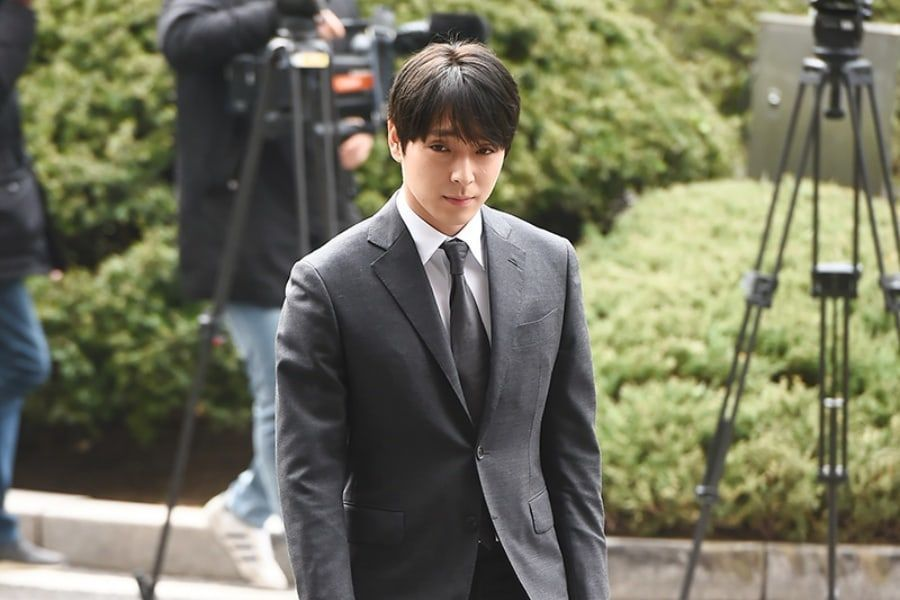 احتجاز تشوي جونغ هون لمحاولته رشوة الشرطة + الكشف عن التفاصيل والرسائل النصية التي تُثبت ذلك