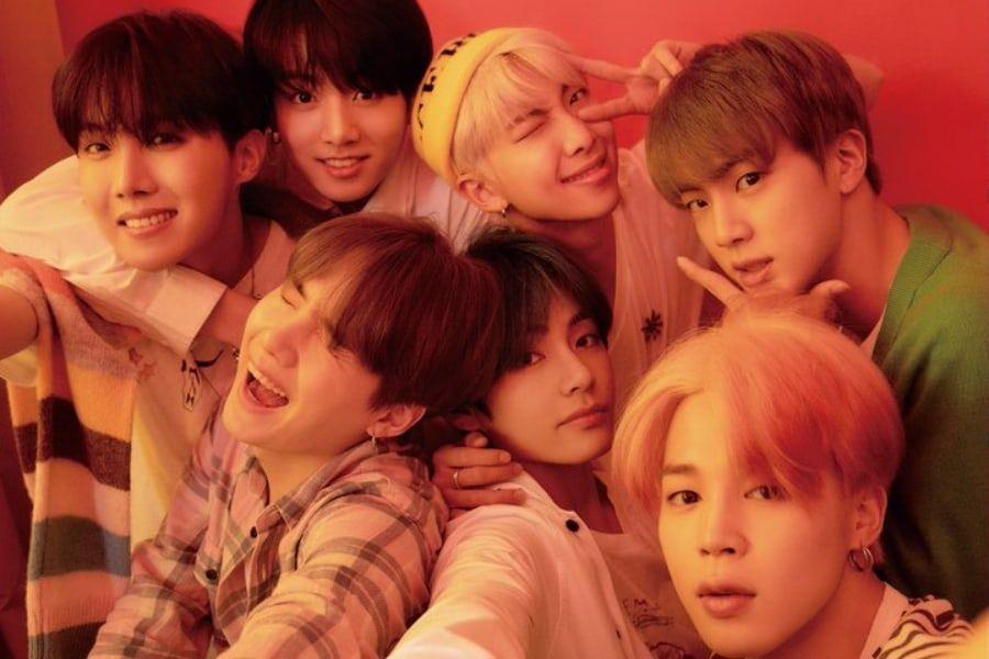 """فرقة BTS هي الفنان الكوري الوحيد ضمن قائمة مجلة TIME لـ""""أكثر 100 شخص تأثيرًا في عام 2019"""""""