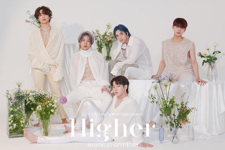 A.C.E – Higher (Performance) MV