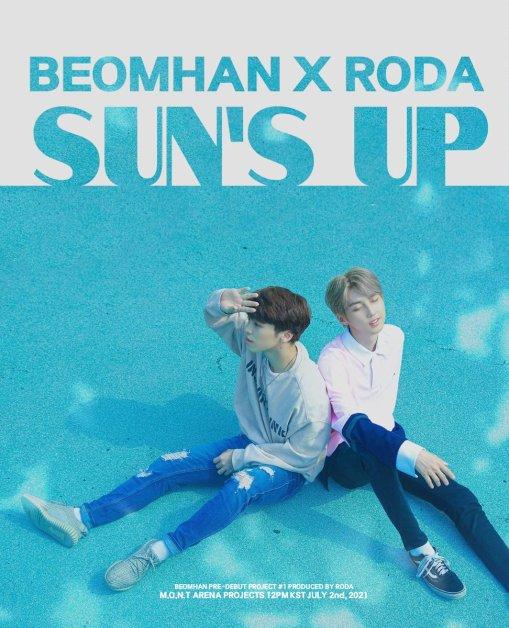 Beomhan x Roda – Sun's Up MV