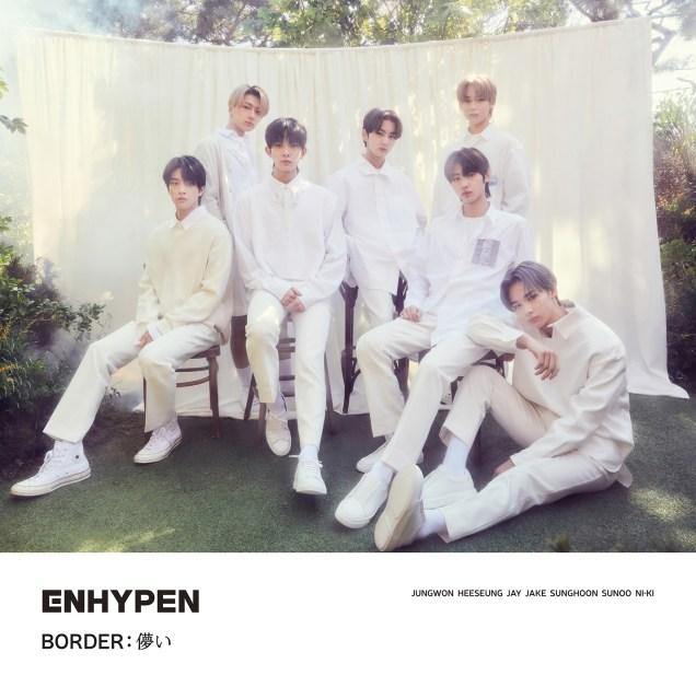 ENHYPEN Debuts in Japan