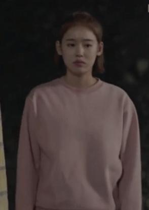 descendants_of_the_sun_park_hwan_hee_pink_sweater