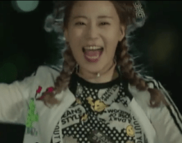 Youngji gets to show her playful side as Yoon An Na