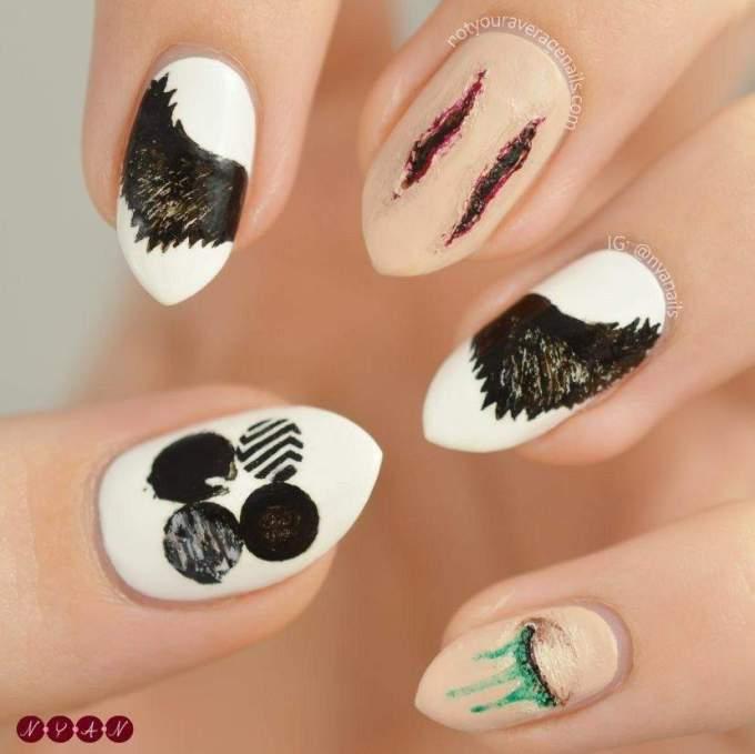 Kpop até às unhas: veja nail arts inspiradas nos seus grupos favoritos