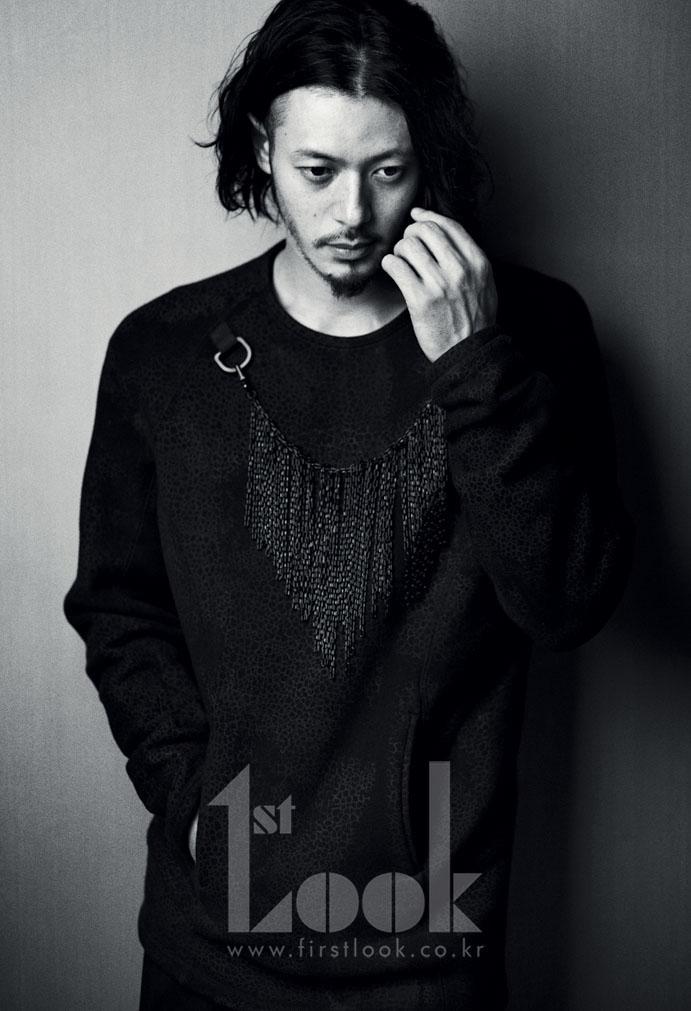 An Ordinary Man Odagiri Joe On 1st Look Vol 12 January