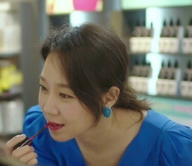 korean drama kdrama jealousy incarnate gong hyo jin actress hairstyles bangs