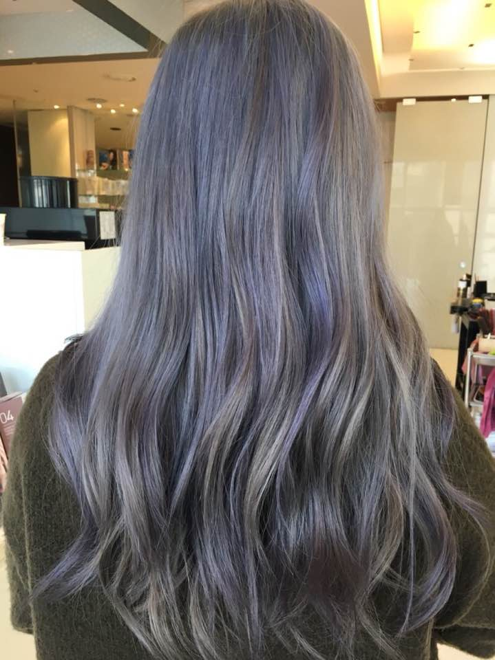 The New Fallwinter 2017 Hair Color Trend Kpop Korean Hair And Style