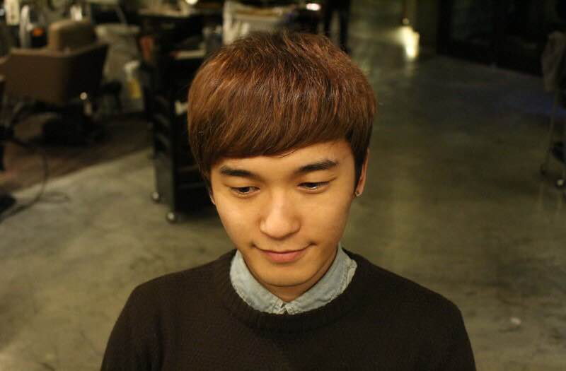 Yoo Seung Ho Comma Hair How to: Before you start