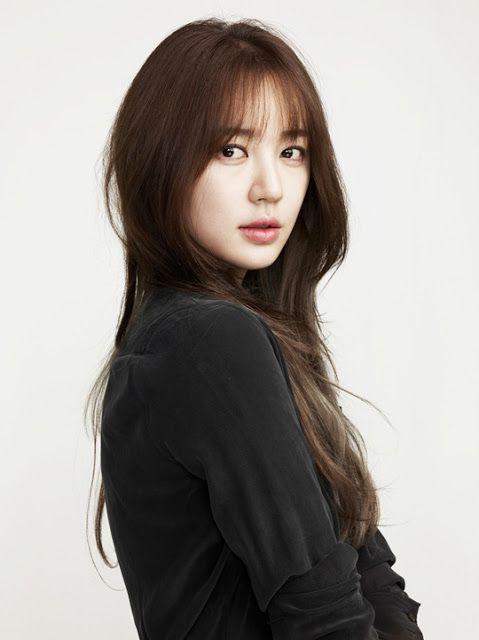 kpopstuff korean kdrama actress yoo eunhye see through wispy bangs hairstyle see through bangs for korean kpop idol asian women girls