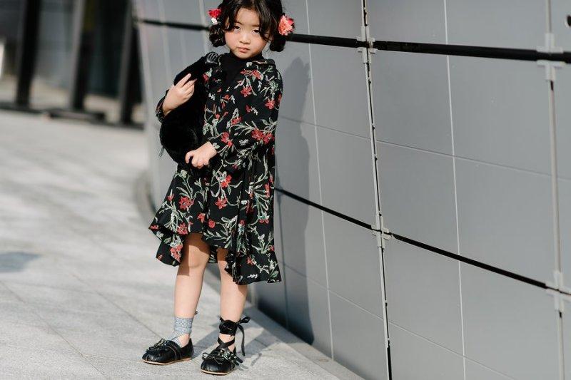 SFW korean kpop idol kid models fashion for girls kpopstuff