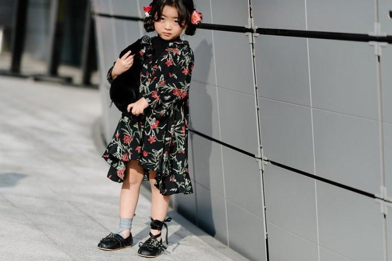 SFW korean kpop idol kid models fashion for girls kpopstuff