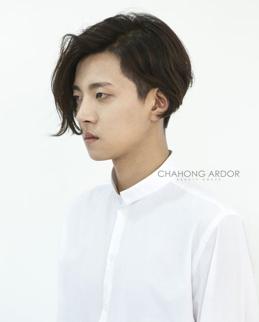 korean kpop asian guy hairstyles long two-block haircut kpopstuff