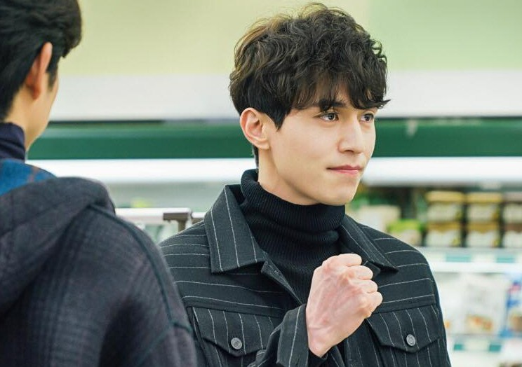 LEE DONG WOOK'S GOBLIN HAIRSTYLE