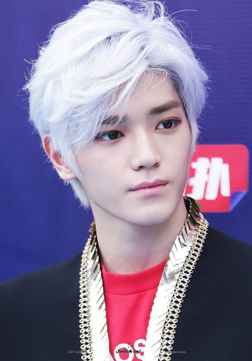 Anime White Hairstyles Kpop Korean Hair And Style