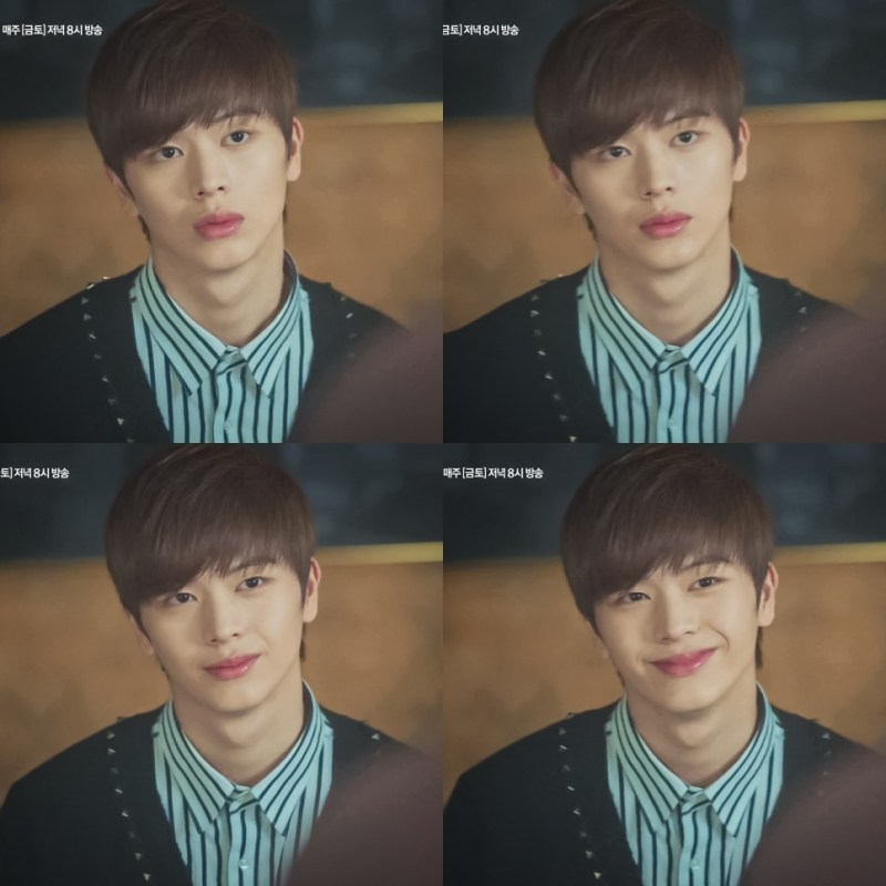 korean kpop boy band group btob yook sungjae's goblin hairstyle guardian kdrama actor dandy cut hairstyles for guys kpopstuff