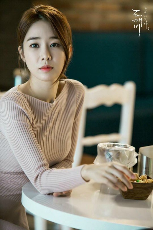 korean kdrama drama goblin actress yoo in na sunny hairstyle hair for girls kpopstuff