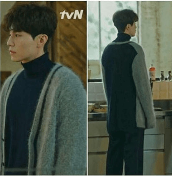 korea korean drama kdrama goblin fashion trend oversized sweater lee dong wook style kpopstuff