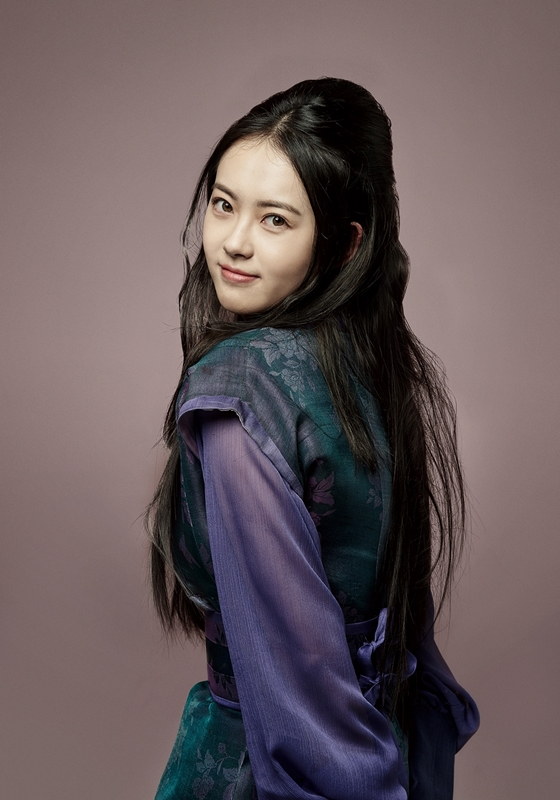 korea korean drama kdrama hwarang actress go ara aro historical hairstyles for girls kpopstuff