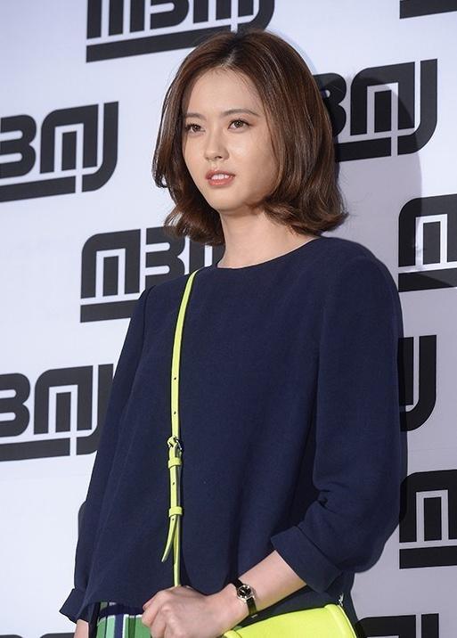 korea korean drama kdrama hwarang actress go ara's hairstyles short hair ccurl hair for girls kpopstuff