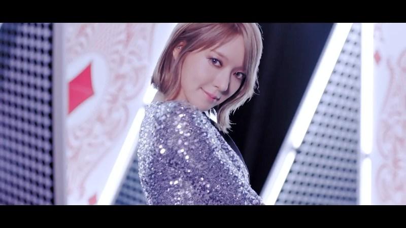 korea korean kpop idol girl band group aoa choa's new lob hair bing bing mv long bob hairstyles for girls kpopstuff