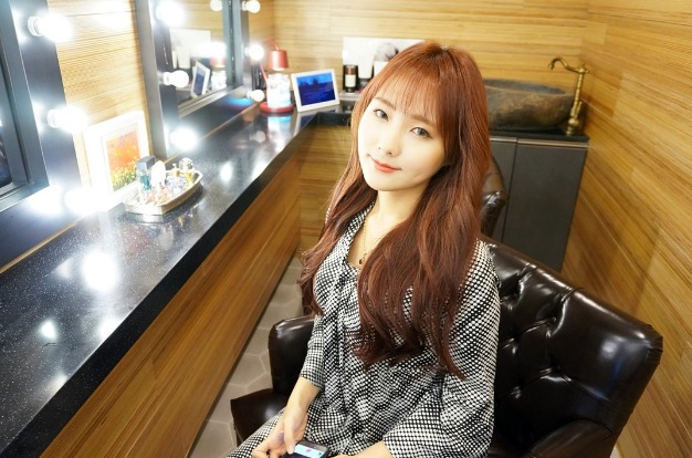 korea korean kpop idols trending hair colors pink brown dye for girls kpopstuff hairstyles