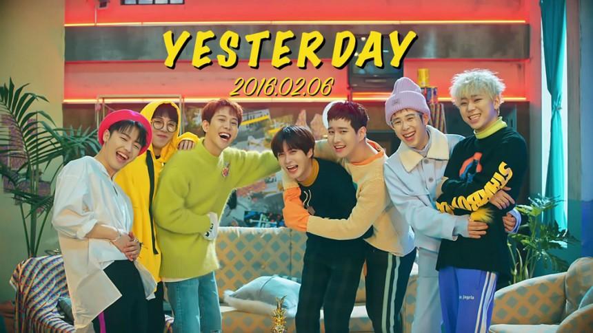 korea korean kpop idol boy band group block b retro kitsch fashion yesterday fashion comfy casual style for guys kpopstuff