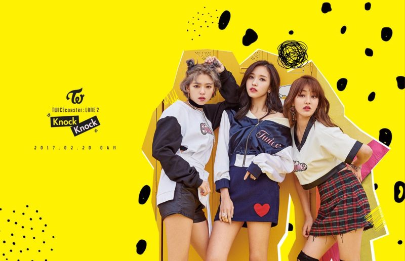 korea korean kpop idol girl group band twice's knock knock fashion jeungyeon mina jihyo teaser schoolgirl fashion outfit styles for girls kpopstuff