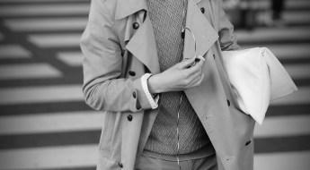korea korean kpop idol kdrama actor got7 jinyoung's classy fashion dress pants trench coat fall outfit style for guys kpopstuff
