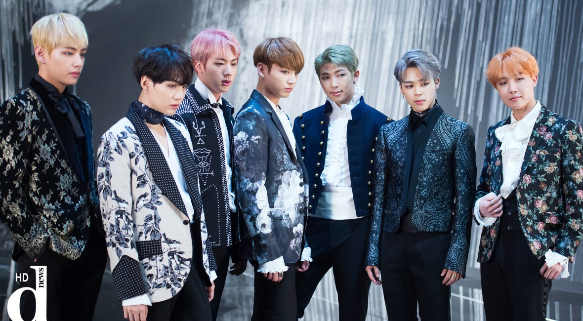 korea korean kpop idol boy band group BTS blood, sweat, tears printed suits antique british english suit flower print formal style outfits for guys kpopstuff