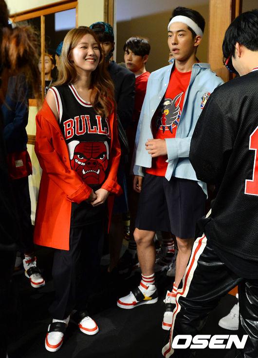 korea korean drama kdrama weightlifting fairy lee sung kyung & nam joo hyuk's couple looks swag sporty fashion styles girls guys kpopstuff