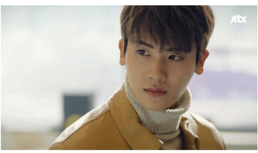 korea korean kpop idol boy band group park hyung sik's do bong soon hairstyle hyungsik hair parting oerm hairstyles for guys men kpopstuff