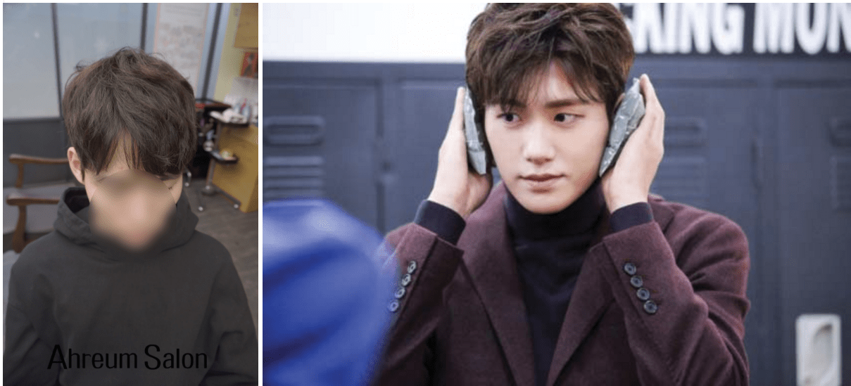 korea korean kpop idol boy band group park hyung sik's do bong soon hairstyle kdrama hair hairstyles for guys kpopstuff main