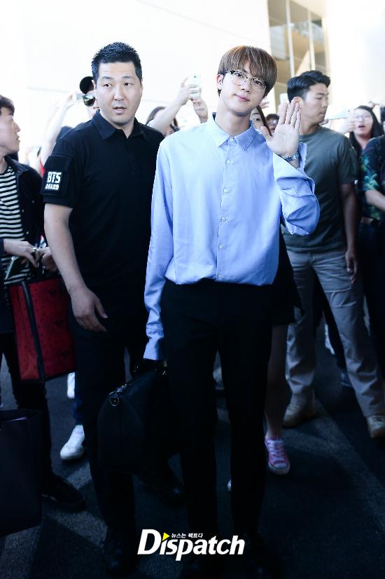 korea korean kpop idol boy band group bts bbma airport fashion bangtan boys jin billboard las vegas arrival style outfits guys men kpopstuff