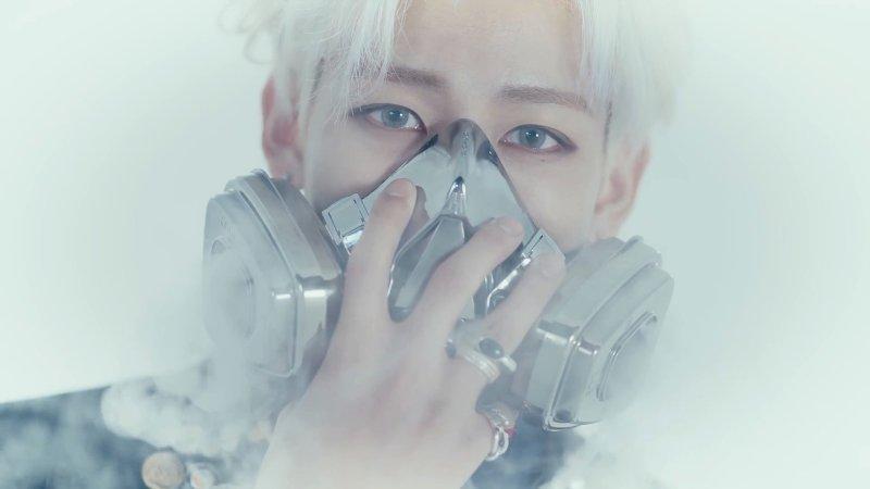 korea korean kpop idol boy band group got7 bambam's blonde hair never ever hair color hairstyles guys men kpopstuff