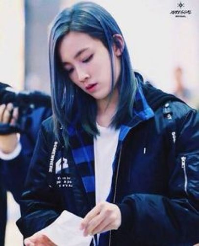 Seventeen Jeonghan S Long Hair Colors Kpop Korean Hair