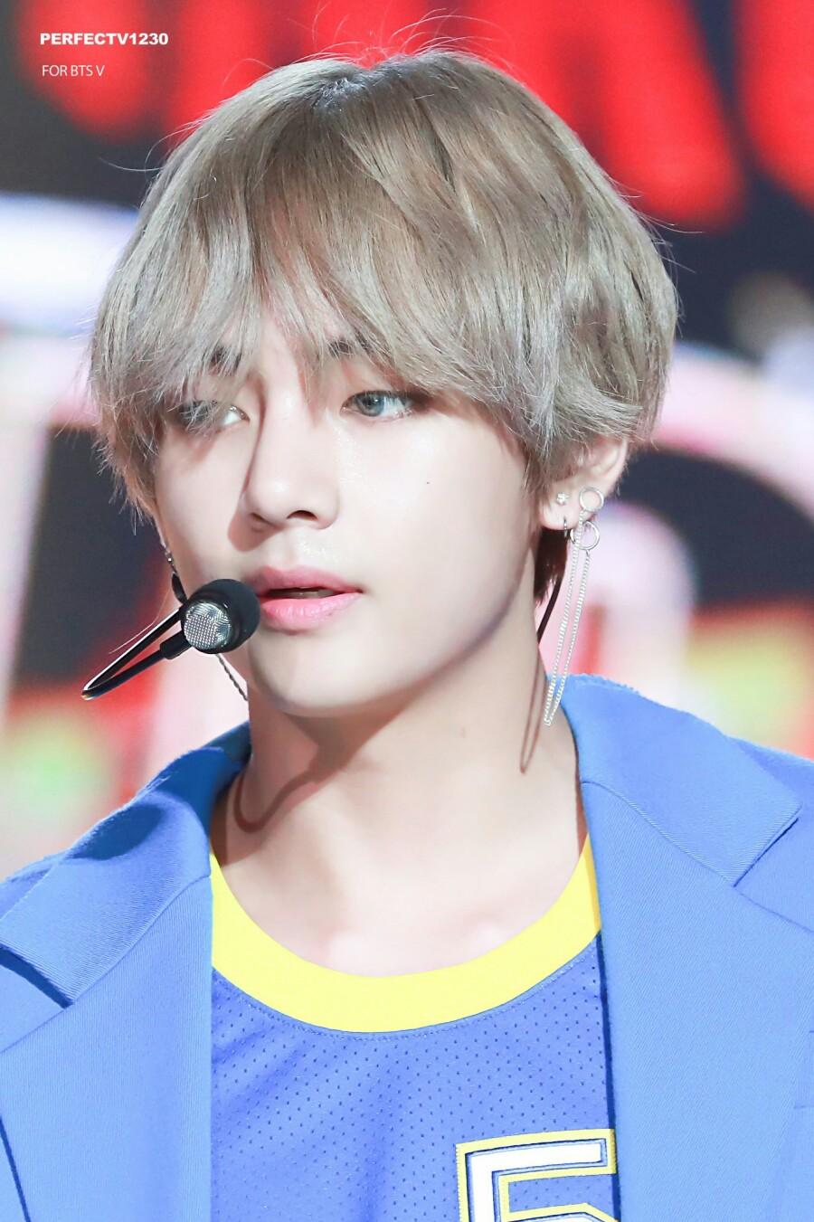 Korea Korean Kpop Idol Boy Band Group Bts Taehyung S Dna Hair