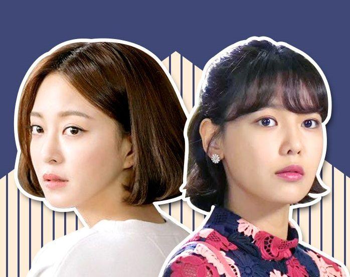 Three Trending Kdrama Hairstyles We Want To Try Kpop Korean Hair