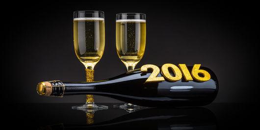 2016年も勝てますようにー☆ パチスロ・スロット・謹賀新年