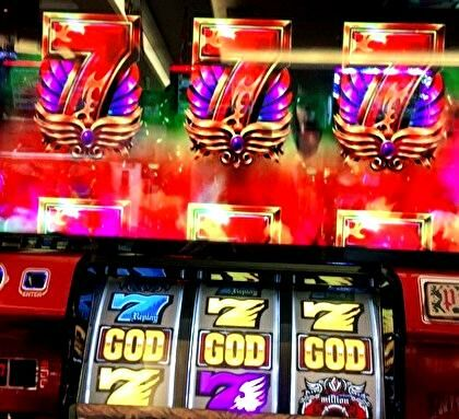 GOD揃い4回の剛腕!通算24,25,26,27号で万枚ゴッドハーデス