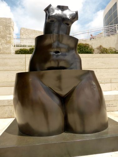 Getty Museum sculpture