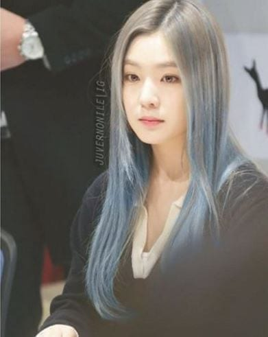 Who Rocks Gray Hair Kpop Female Edition Updated